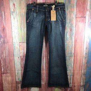 NWTS Frankie B. Beautiful detailing pockets jeans